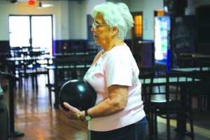 Betty Strickland was a fixture at Royal Lanes in Lutz. She was known not only for her bowling prowess, but also her kindly nature. (File Photo)