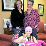 Young girl's cancer touches community's heart