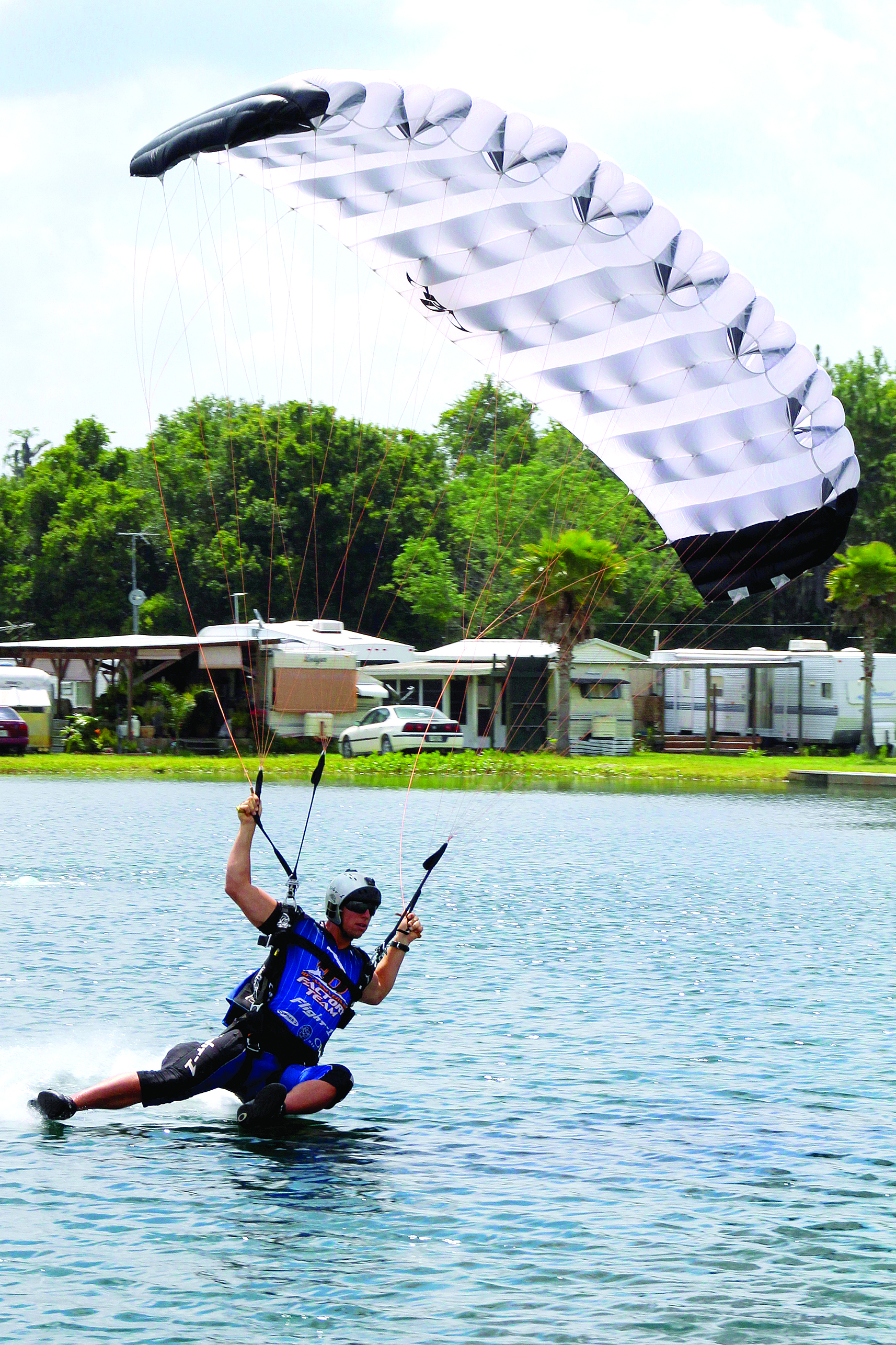 Canopy piloting more commonly known as u0027swoopingu0027 forces skyers to pick up  sc 1 st  The Laker/Lutz News & Skyingu0027s newest sport returns to Zephyrhills with nationals