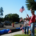Lutz Patriots continue making every Friday a flag day