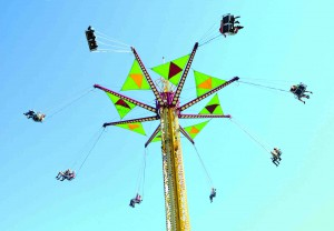 The Land O' Lakes Swamp Fest doesn't have a parade, but it does have rides, games and entertainment for area residents, as well as providing fundraising opportunities for local organizations.  (File Photo)