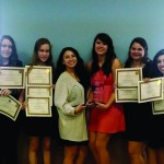 Little Women take home big service awards