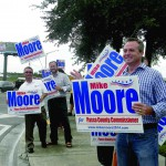 Burgess heads to Tallahassee, Moore wins commission race