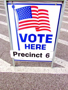 Last week's primary election attracted less than 15 percent of registered voters. But that's all that was needed to elect one county commissioner, and nominate another one for the November election. (B.C. Manion/Staff Photo)