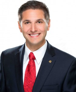 He was the youngest member of the Zephyrhills City Council in history at 18, and the youngest mayor at 27. Now, Danny Burgess is looking to take his precocious spirit to Tallahassee to represent state House District 38. (Courtesy of Danny Burgess)
