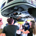 Auto mechanics class for girls only proves popular