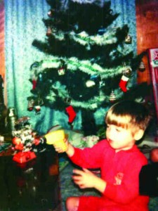 Christmas time in the Hinman household back in 1979 included … power tools?