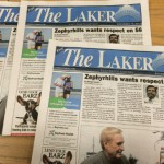 The Laker expands East Pasco edition to weekly