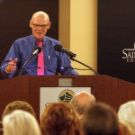 Carville's remarks at Saint Leo are provocative, snappy