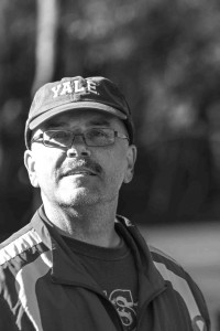 Coach Kris Keppel was known for motivating athletes to push for excellence, while also being a mentor to help them with other issues in life. (File Photo)