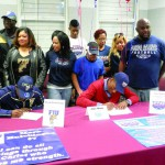 Sign Here: Local athletes commit to colleges