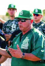 At 21-5, coach Sean O'Connor has the Lions off to their best start in his three years with the team. He also played for Saint Leo in the early 1980s. (Courtesy of Saint Leo University)