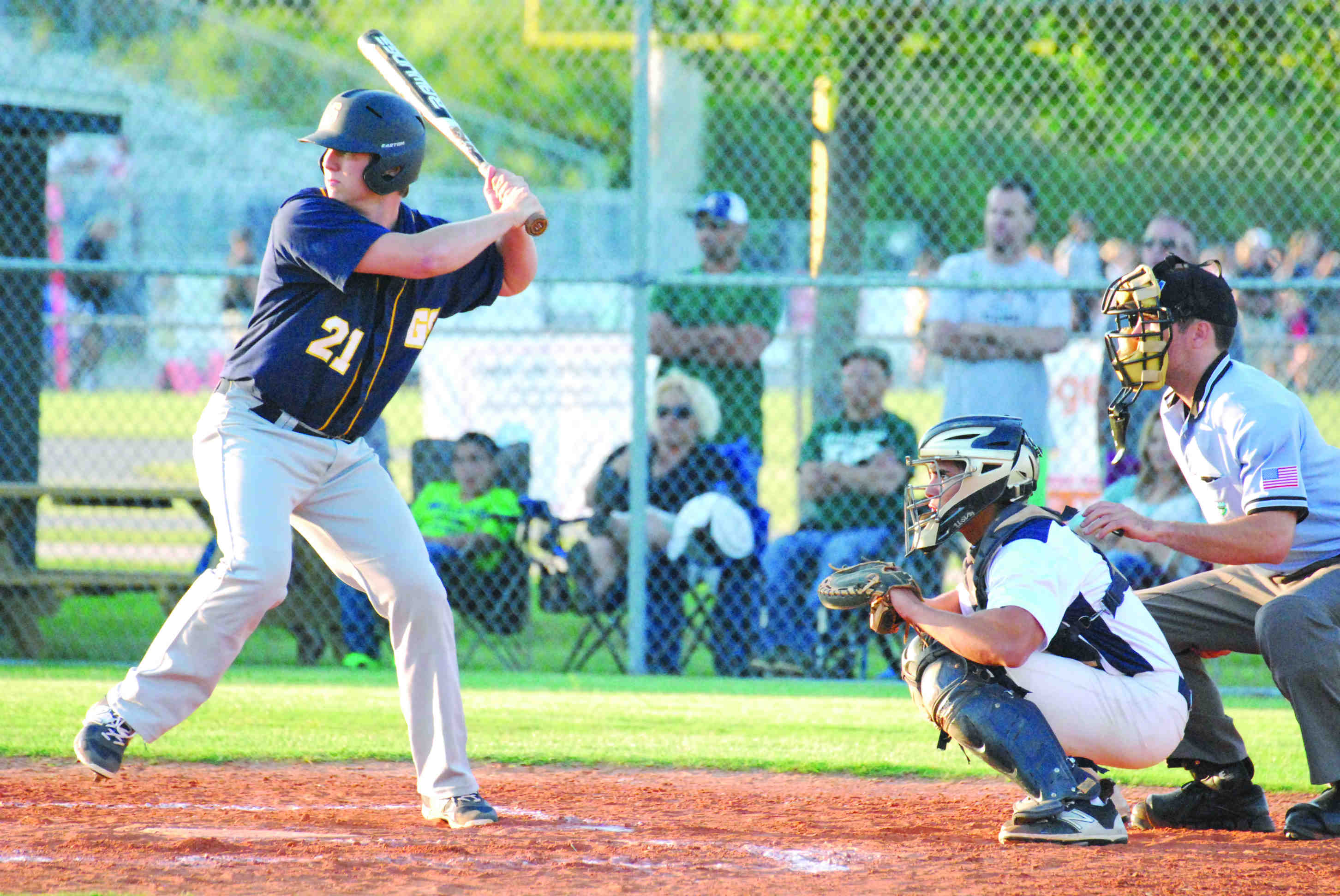 steinbrenner adds on another district title