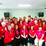 Local woman's club named best in state