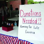 Final fundraisers keep Lutz Guv'na hopefuls busy