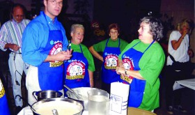 Remember the FlapJack Festival? It was just one of many area events the chamber has supported in its 40-year history. (Photos courtesy of Central Pasco Chamber of Commerce)