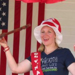 Fourth of July sparkles with patriotism