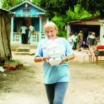 Cindy Oelke feels 'called' to help Haitians
