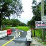 Upper Tampa Bay Trail ties into Suncoast Trail