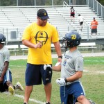 Record-setting start for Steinbrenner football