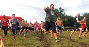 Events like the mud run attract people to Pasco County, where the visitors spend money — boosting the local economy. (File Photo)
