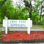 Lake Park closed until further notice