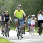 Trail extension receives rave reviews