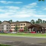 Assisted care center set to open in August