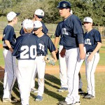Young coach leads Academy at the Lakes baseball