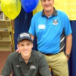 Local soccer player signs with Division 1 team