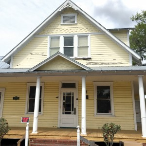 The City of Zephyrhills purchased the Jeffries House for $111,000 in February 2014. The Zephyrhills Community Redevelopment Agency received a $50,000 budget for restoring the historic landmark.