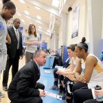 Saint Leo coach 'fascinated' about opportunity