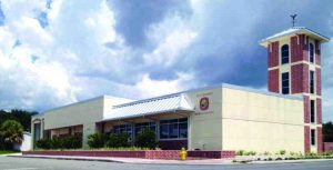 City council members unanimously agreed to keep operating both of the city's fire stations, including Fire Rescue Station 2, at 38410 Sixth Ave. (Courtesy of City of Zephyrhills)