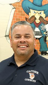 Jose Jordan is Gaither High School's new varsity basketball coach. He replaces Dwayne Olinger, who was the team's head coach for 16 years. Jordan's appointment was effective on June 20. (Courtesy of Jose Jordan)
