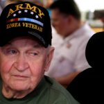 Veterans enjoy 'honor flight' at home