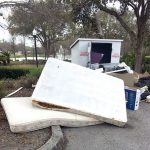 Illegal dumping at bins targeted