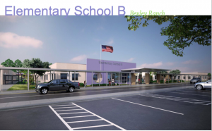 This is what Bexley Elementary will look like upon its completion.(Courtesy of Pasco County Schools)