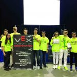 Awards keep rolling in for Lutz robotics program