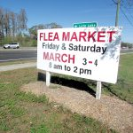Woman's club offers giant flea market
