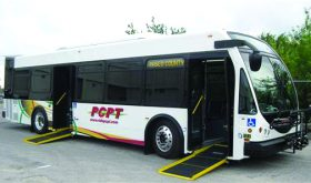Land O' Lakes buses to roll out in May