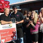 Hungry Harry's big heart receives community honor