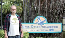 St. Petersburg gem offers a paradise for palm lovers