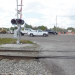 Roadwork underway at U.S. 41 and Leonard Road