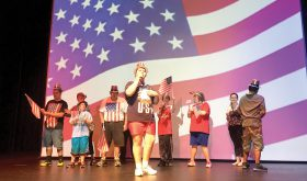Pasco students showcase their talents