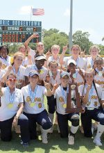 Land O' Lakes High softball wins state title