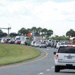 Efforts to begin to ease area congestion