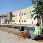 School gets ready for its debut