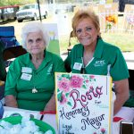 Serving the community is Rosie Heim's motto