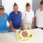 American Legion Post 108 marks 80th anniversary