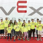 Lutz robotics team ranks eighth at international event